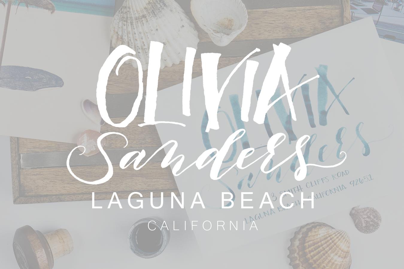 Olivia Sanders