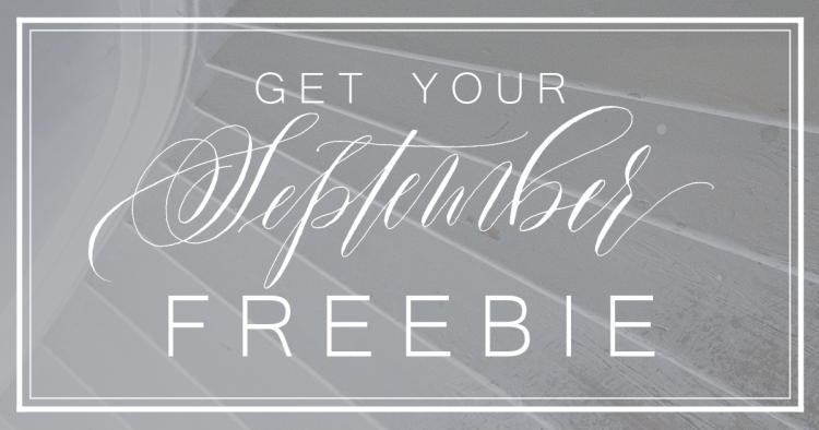 KACD September Freebie | Greatness